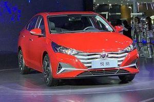 Xe Hyundai Accent 2020 trình làng tại Trung Quốc