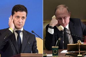 Thấy gì qua cuộc điện đàm của Tổng thống Nga-Ukraine?