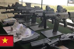 Việt Nam tăng cường trang bị súng Galil ACE 31 thay cho AKS và M18