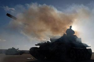 Libya: Lực lượng nguyên soái Haftar bị tổn thất nặng nề
