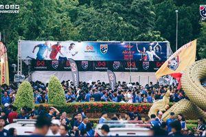 CĐV Thái Lan nghi ngờ phe vé chợ đen thao túng vòng loại World Cup 2022