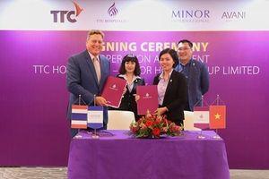 TTC Hospitality hợp tác chiến lược với Minor Hotels