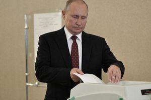 Đảng của ông Putin mất nhiều ghế trong bầu cử địa phương