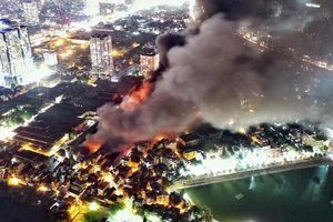 Tiếp tục lấy mẫu xác định thủy ngân tồn đọng để tiêu độc sau vụ cháy Rạng Đông