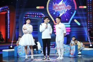 'Tam siêu nhí' ghi danh kỷ lục tập cuối 'Nhanh như chớp nhí' mùa 2