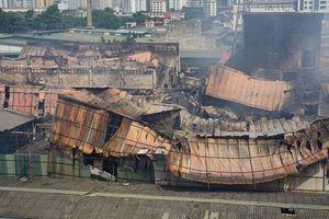 Bị 'tố' gian dối và lấp liếm về vụ cháy, cổ phiếu Công ty Rạng Đông lao dốc mạnh