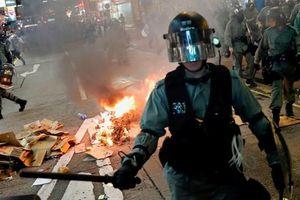 Tin tức thế giới 9/9: Báo Trung Quốc nói chính quyền sẽ đập tan mọi nỗ lực ly khai Hong Kong