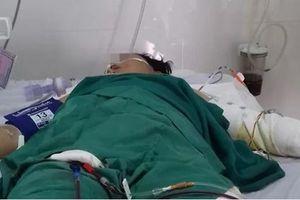 Chồng tử vong sau khi đổ xăng đốt vợ mang thai 7 tháng