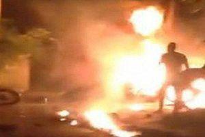 Chồng đổ xăng đốt vợ đang mang thai vì nghi ngoại tình ở Kon Tum