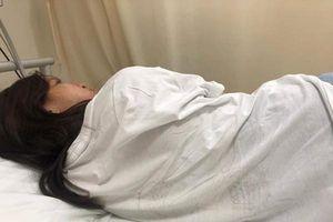 Nữ diễn viên xinh đẹp bị tài xế công nghệ túm tóc, đấm liên hồi vào mặt