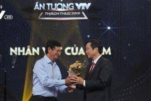 GS.TS Nguyễn Thanh Liêm nhận giải nhân vật của năm của VTV Awards 2019