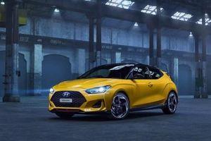 Đẹp 'long lanh' giá chỉ hơn 400 triệu, Hyundai Veloster vừa ra mắt có gì hấp dẫn?