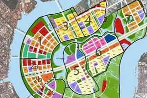 TP HCM đấu giá trước 4 lô đất ở Khu đô thị mới Thủ Thiêm để rút kinh nghiệm