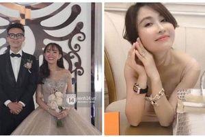 Mina Phạm: Vợ 2 đại gia Minh Nhựa đăng clip đập hộp túi Hermès Birkin giá 10 tỷ khi con chồng đang tổ chức đám cưới