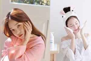 Da đẹp lên chỉ từ 4 độc chiêu rửa mặt vô cùng đơn giản được gái Hàn yêu thích