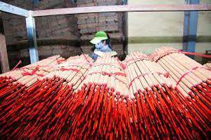 'Giải cứu' ngành xuất khẩu hương nhang mỗi năm thu về hơn 76 triệu USD