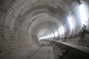 Khám phá metro Bến Thành - Suối Tiên đang thi công dưới lòng đất