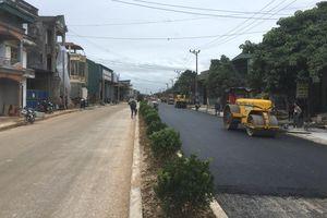 Thái Nguyên: Thái Hưng đầu tư gần 1,5 km đường lấy gần 22 ha đất