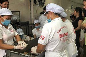 Hà Nội tăng cường kiểm soát an toàn thực phẩm bánh trung thu