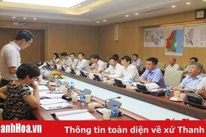 Huyện Tĩnh Gia đủ tiêu chí thành lập đô thị loại IV
