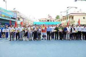 68 tay vợt tham dự Giải Quần vợt chuyên nghiệp Việt Nam 2019