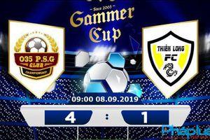 Gammer Cup 2019 Trận Bán Kết 1: 035 P.S.G - Thiên Long FC