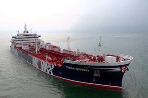 Iran nói sẽ sớm thả tàu chở dầu treo cờ Anh Stena Impero