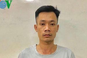 Nợ tín dụng đen, cầm dao đi cướp một loạt xe ôm tại Hà Nội