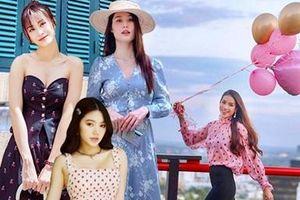 Ngẩn ngơ trước street style bay bổng của Đông Nhi, Phạm Hương và sao Việt tuần qua