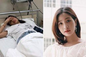 Diễn viên Kim Nhã lên tiếng khi bị cho rằng 'thái độ thế nào mới bị tài xế xe ôm đánh'