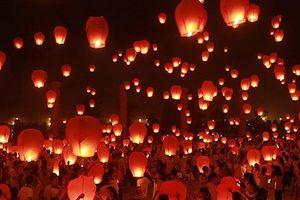 Chiêm ngưỡng vẻ đẹp của Tết Trung thu ở một số nước châu Á