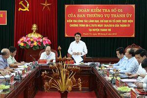 Hà Nội: Cải cách hành chính phải bắt đầu từ những việc nhỏ nhất