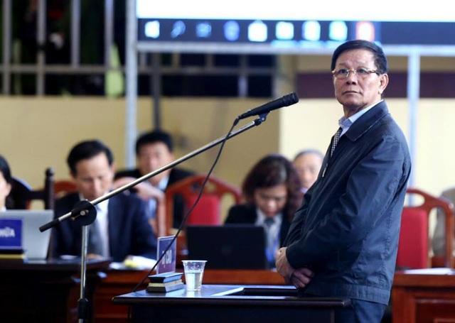 Cựu Trung tướng Phan Văn Vĩnh bị khởi tố thêm tội