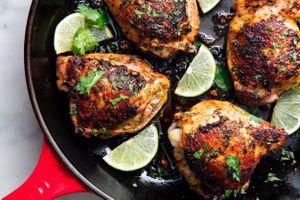 Thử làm gà nướng chanh chuẩn vị xứ sở kim chi