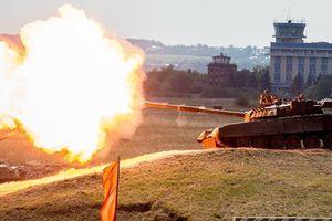 Nga triển khai 'xe tăng bay' T-80 đến hạm đội Thái Bình Dương