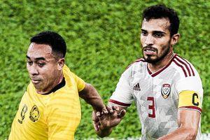 Highlights Malaysia thua ngược UAE 1-2