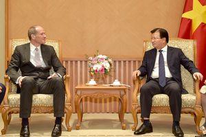 Còn nhiều cơ hội để các tập đoàn lớn mở rộng đầu tư tại Việt Nam