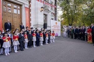 Đại sứ quán Việt Nam tại LB Nga kỷ niệm Quốc khánh 2-9