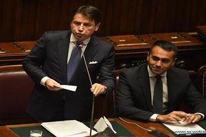 Thủ tướng Italy công bố chương trình hành động mới của chính phủ