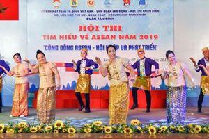 Thi tìm hiểu văn hóa các quốc gia ASEAN