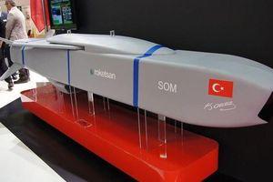 Thổ Nhĩ Kỳ thử nghiệm thành công tên lửa hành trình có khả năng phá hủy boong-ke