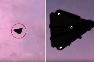 Xôn xao tin UFO bí ẩn xuất hiện trên bầu trời căn cứ quân sự bí mật của Mỹ