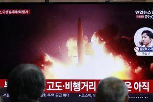 Triều Tiên đề nghị đàm phán nhưng lại tiếp tục thử tên lửa