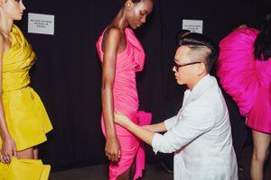 'Thiên thần' Victoria's Secret và dàn siêu mẫu trong show diễn tại Mỹ của Công Trí
