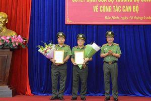 Giám đốc Công an Bắc Ninh Nguyễn Văn Long làm Cục trưởng cảnh sát kinh tế