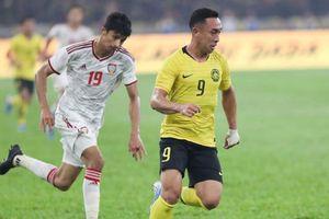 Vòng loại World Cup 2022: Malaysia gục ngã trước UAE vì sai lầm hàng thủ