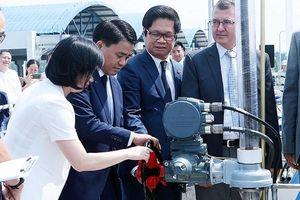 Công nhận công trình chào mừng kỷ niệm 65 năm Ngày Giải phóng Thủ đô