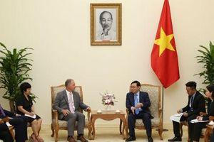 Việt Nam muốn mời nhiều doanh nghiệp Hoa Kỳ tới đầu tư