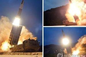 Vừa đề nghị đàm phán với Mỹ, Triều Tiên tiếp tục phóng các vật thể ra biển