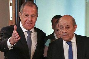 Bước tiến vượt bậc trong quan hệ Nga và phương Tây
